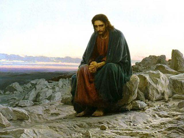 Kristi Bergspredikan 5:1-12