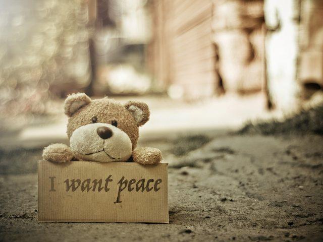 Att äga Guds frid