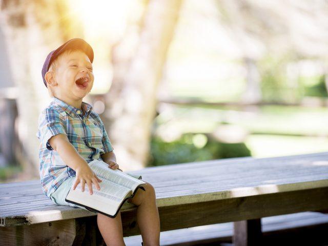 Glädje i Herren är vår starkhet
