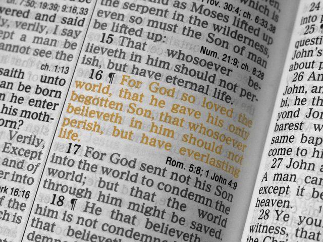Ty så älskade Gud världen, men älskar Du Mig?