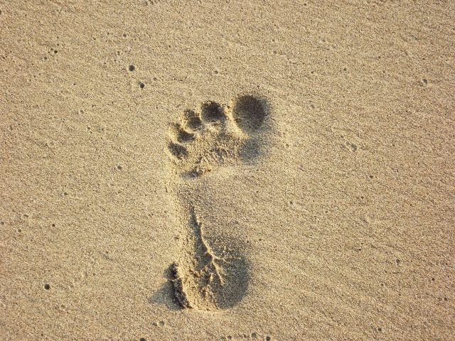 I hear the sound of Footsteps (English & Swahili (only written) & local language in Karamoja district (only spoken)